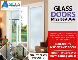 Glass Doors in Mississauga
