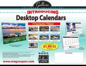 2017 Desk Top Calendars