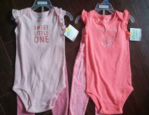 Brand New 24-Month Size Outfits - $15 for both!
