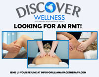 Job posting for Registered Massage Therapist