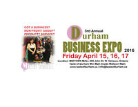 2016 Durham Business Expo