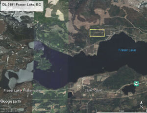 Land For Sale, Fraser Lake, BC