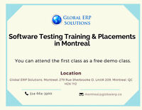Software Testing QA Training & Placements