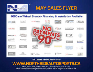 Financing Available on All rims and tires!! Instant Approval!!
