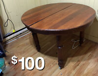 Awesome Antique Table
