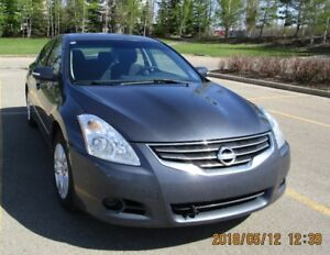 2012 Nissan Altima 3.5S V6, heated seats! No GST! Must sell fast