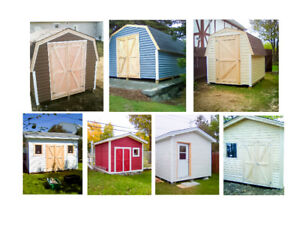 Garden Sheds and Baby Barns