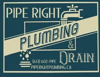 Best Priced Service Plumber in the Ottawa Valley