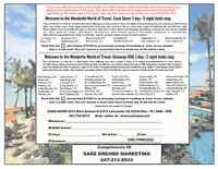 Free vacation voucher hotel stay in Las Vegas, Buffalo, etc.