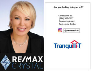 Real Estate broker / Courtière immobilier