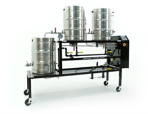 SABCO BrewMagic V350MS and Chill-Wizard Nano Brewing System
