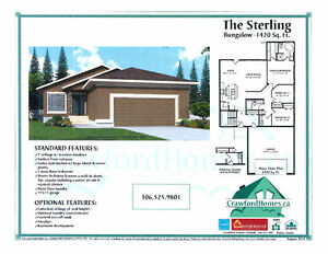 Amazing New Built 3 Bedroom Bungalow in the Creeks