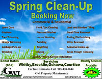 Spring is Here BOOK NOW