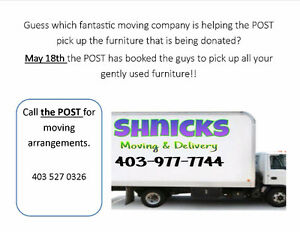 Free Pick For Gently Used Furniture