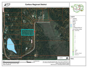 2281 and 2285 Murray Road Quesnel BC 4.94 Acres land