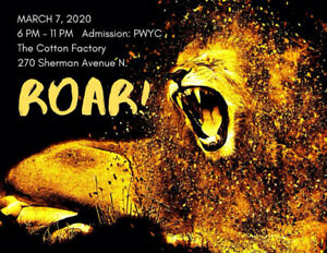 ROAR! Night Market & Pop Up Celebration
