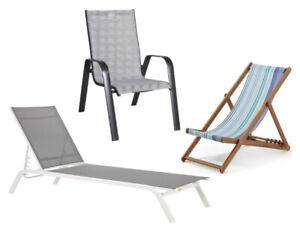 chaises en toile, chaises balançoire ...: toile de remplacement