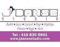 ACRO DANCE CLASSES - SCARBOROUGH DANCE STUDIO