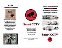 Security cameras (CCTV) installation