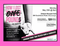 How I Lost One Pound, The Musical
