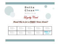 High Quality, Affordable Cleaning Services!  30% OFF First 2HR C