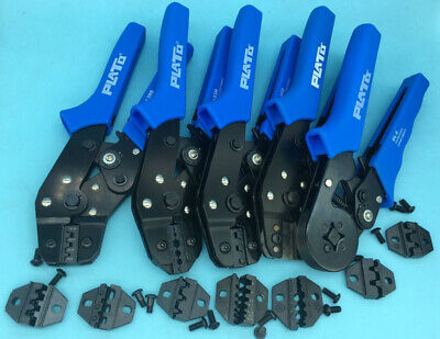 N Bnc Sma Crimping Tool Rg Type Cable End Sleeve Non Insulated Terminal Pliers