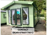 Static caravan for sale CONTACT DEAN 11 month park Lake District Lowther Penrith