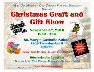 Christmas Gift and Craft Show Fundraiser Stratford Kitchener Area image 1