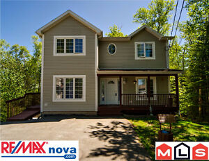 Middle Sackville - Private Two Story with Detached Garage