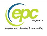 EPC is Screening for Positions in Business  and Human Services