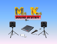 Music System & Projector for Party / Event