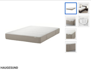 Queen size Brusali bed frame