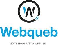 Conception de logo, site web, hébergement, etc.