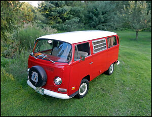 VW Bus Westfalia