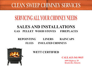 Clean Sweep Chimney Services