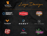 High Quality Logo Design - Starting at only $50!!