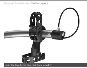 Thule Archway 3 Bike rack - New Still In the box