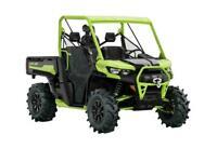 Can-Am Traxter X MR HD10 2020 ATV/SSV/UTV