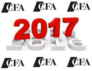 CFA AUTHENTIC 2017 Schweser Study Kit
