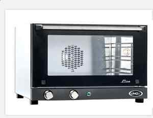 Unox Commercial Convection Oven, Lisa | Manual | XAF 013