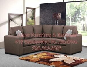 3pcs Sectional with color choice available sale on now