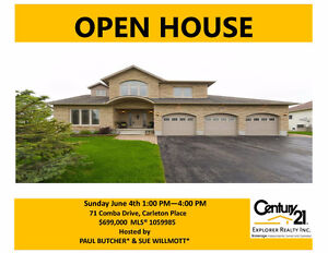 MUST SEE... OPEN HOUSE SUNDAY JUNE 4, 1 TO 4PM.