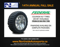 JEEP SUV PICKUP Wheel and tire packages  Financing available