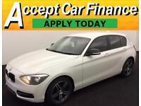 BMW 116 2.0TD ( bhp ) ( s/s ) Sports Hatch 2013MY d Sport FROM £43 PER WEEK!