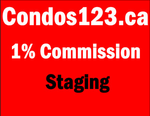 LOW 1 % Commission-Toronto Real Estate Agent | One Percent