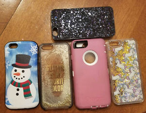 Various iPhone Cases for the 6 or 6S