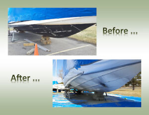 Cleaning / Coating and Paint Removal