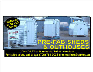 Pre-Fab Storage Sheds & Outhouses Peterborough Peterborough Area image 9