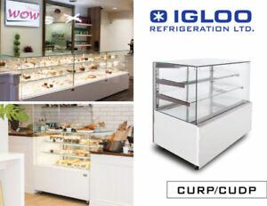 Pastry Cases and Gelato Cases!!!