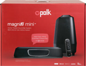 Polk Audio MagniFi Mini Home Theater Surround Sound Bar